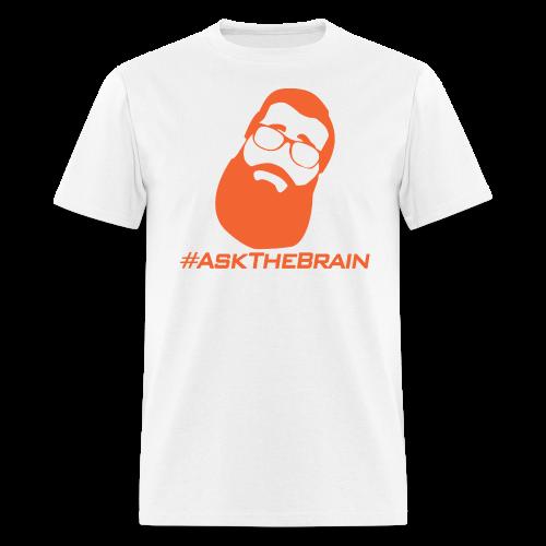 #AskTheBrain Mens Shirt - Men's T-Shirt