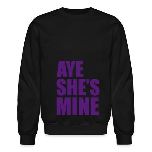 shes mine - Crewneck Sweatshirt