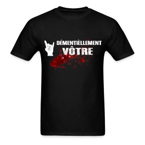 T-shirt pour homme - T-shirt pour hommes