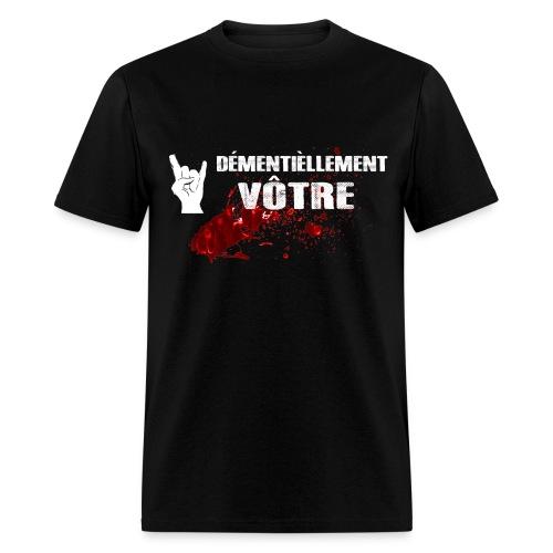 T-shirt pour homme - Men's T-Shirt