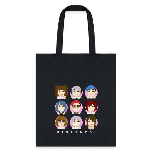 3x3 Tote Bag - Tote Bag