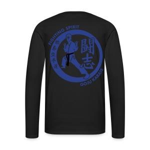 Men's Long Sleeve T-Shirt - Men's Premium Long Sleeve T-Shirt