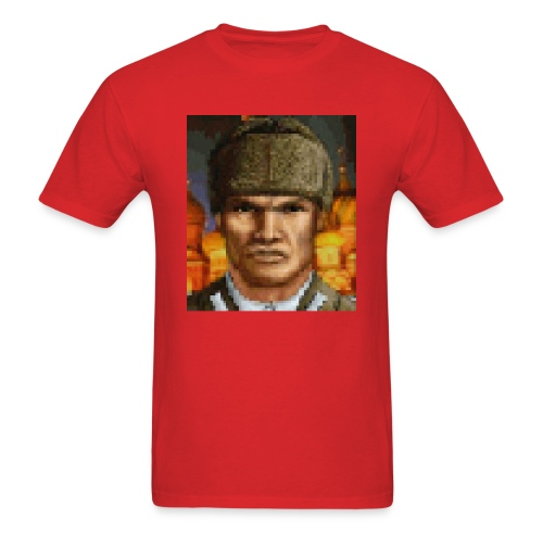 Ivan Dolvich - Men's T-Shirt