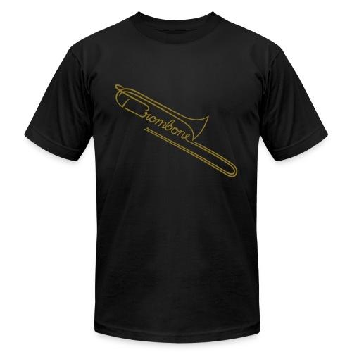 Trombone  - Men's  Jersey T-Shirt