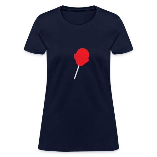 Mahatma Candhi [F] - Women's T-Shirt