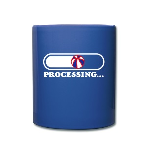Processing... - Full Color Mug