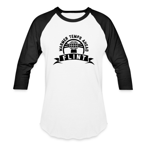 Warmer Temps Ahead - Baseball T-Shirt