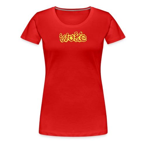 Woke - Women's Premium T-Shirt