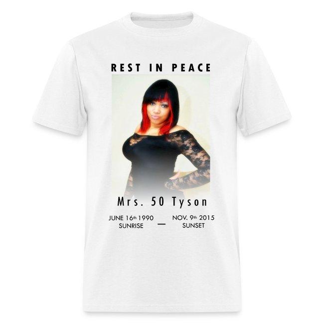 RIP Ms. 50 Tyson
