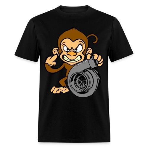 Boostaholics Monkey shirt! - Men's T-Shirt