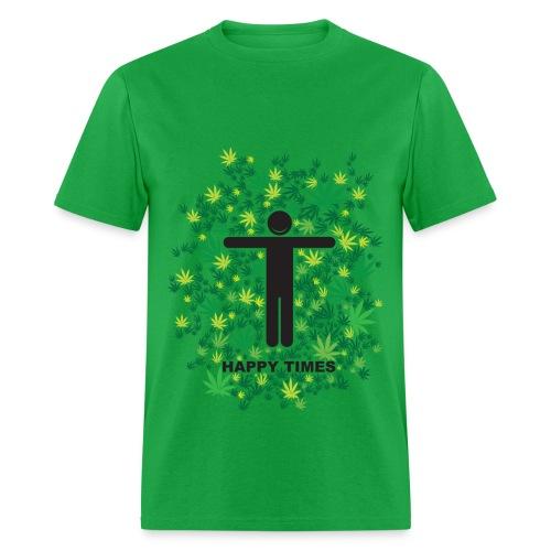 Happy Times T - Men's T-Shirt