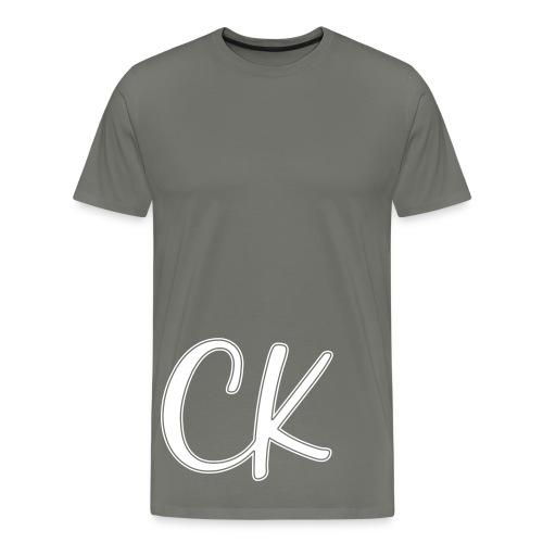Big Gray - Men's Premium T-Shirt