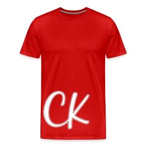 The Big Red - Men's Premium T-Shirt