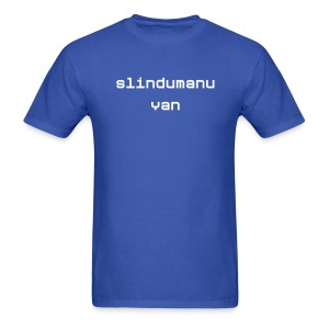 Slendermanuyan - Men's T-Shirt