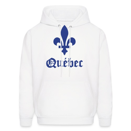 Quebec hoodies - Men's Hoodie