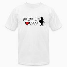 You Only Live Once - Young Link Zelda - KCCO T-Shirts