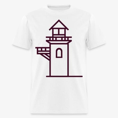 Lighthouse (Man) - Men's T-Shirt