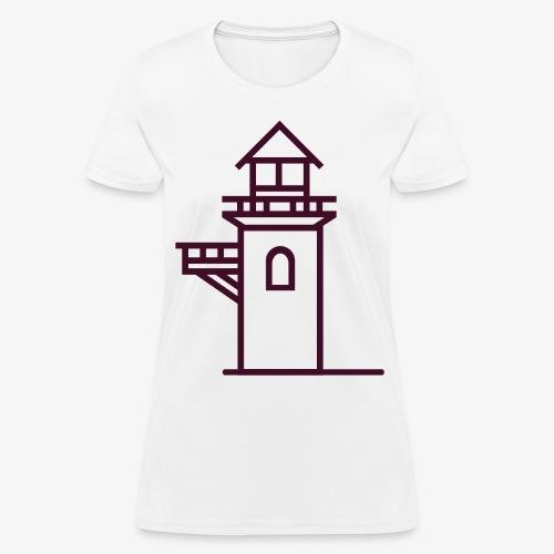 Lighthouse (Woman) - Women's T-Shirt