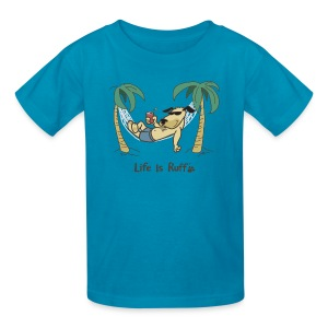Hammock Dog - Kids' T-Shirt