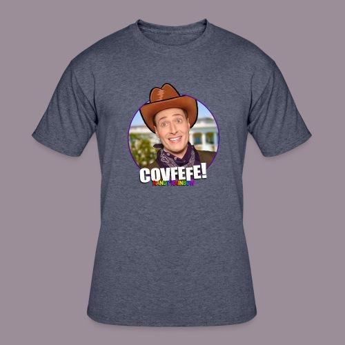 COVFEFE MEN'S 50/50 T - Men's 50/50 T-Shirt