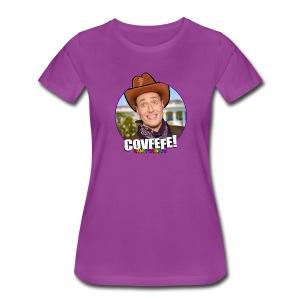 COVFEFE WOMEN'S T - Women's Premium T-Shirt