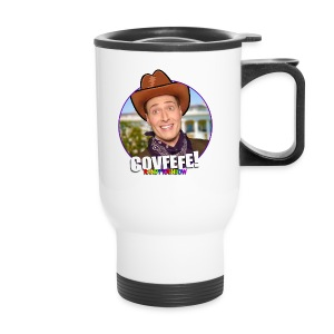 COVFEFE TRAVEL MUG - Travel Mug