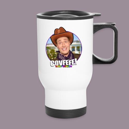COVFEFE TRAVEL MUG - Travel Mug