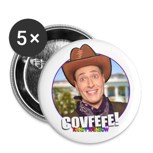COVFEFE BUTTONS - Large Buttons