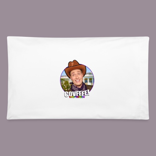 COVFEFE PILLOW CASE - Pillowcase