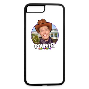 COVFEFE IPHONE 7 PLUS RUBBER CASE - iPhone 7 Plus/8 Plus Rubber Case