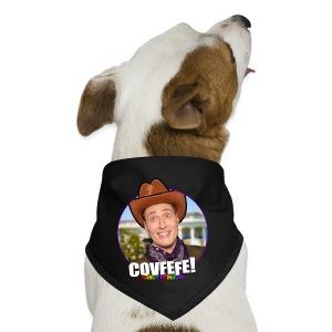 COVFEFE DOG BANDANA - Dog Bandana