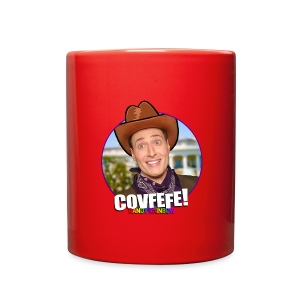 COVFEFE COLOR MUG - Full Color Mug
