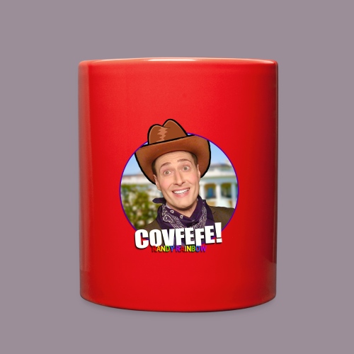 COVFEFE COLOR MUG - Full Color Mug