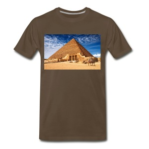 pyramid - Men's Premium T-Shirt