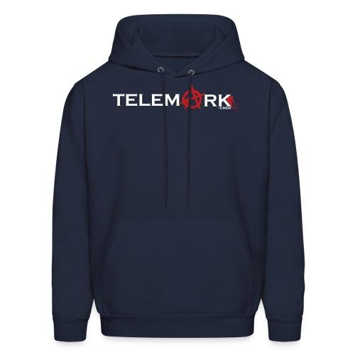 Telemark - Anarchy - Men's Hoodie