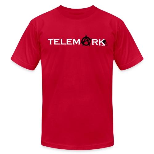 Telemark - Anarchy - Men's  Jersey T-Shirt