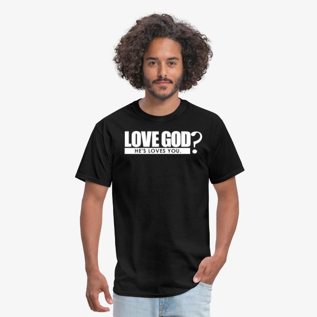 Love God?