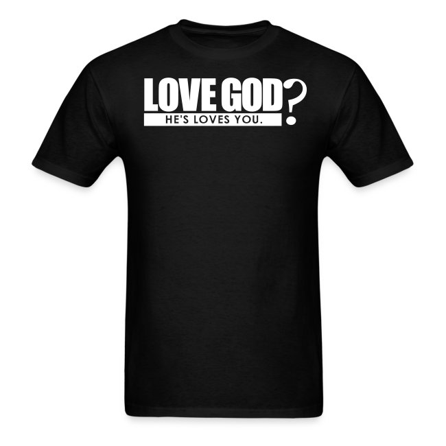Love God? - Men