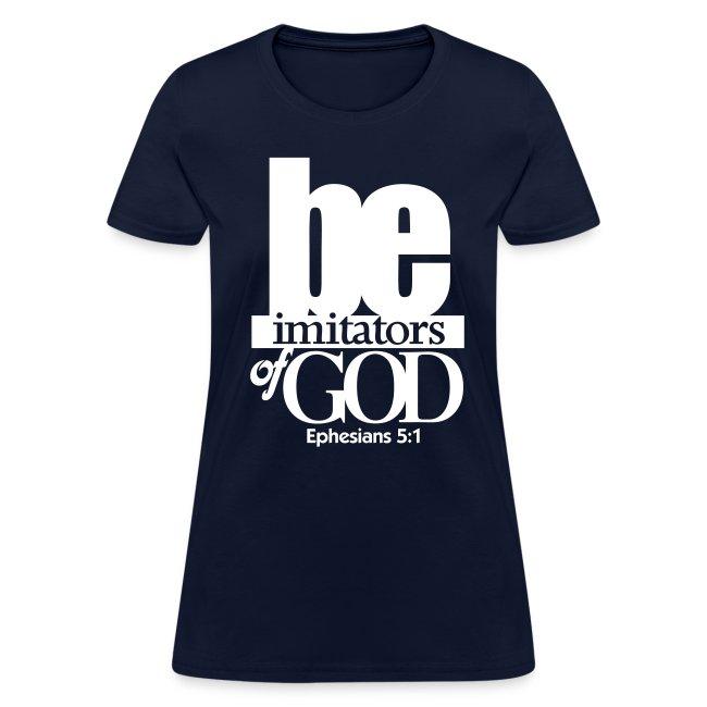 Be Imitators of GOD - Women