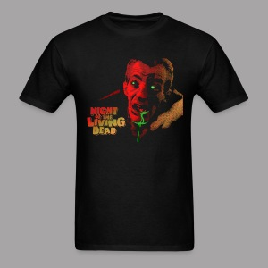 Night of The Living Dead Cemetery Zombie Men's Shirt - Men's T-Shirt