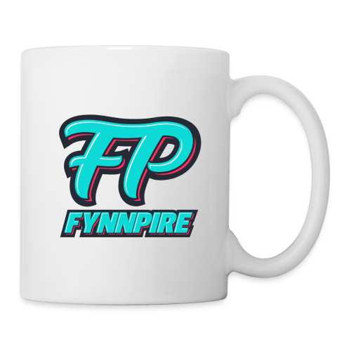 Fynnpire Logo Mug - Coffee/Tea Mug