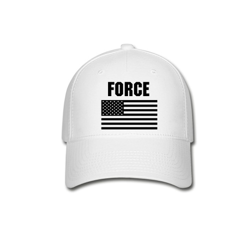 FORCE X USA FLAG (cap) - Baseball Cap