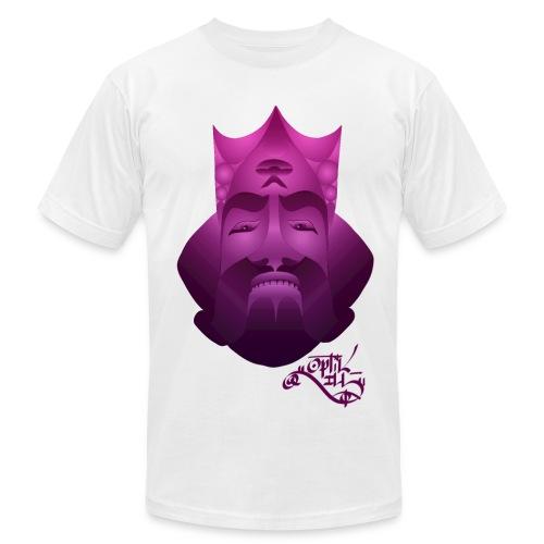 King v. Queen - Men's  Jersey T-Shirt