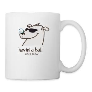 Doggie golf Ball - Coffee/Tea Mug