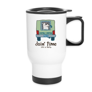 Dog Catcher - Travel Mug