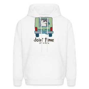Dog Catcher - Men's Hoodie