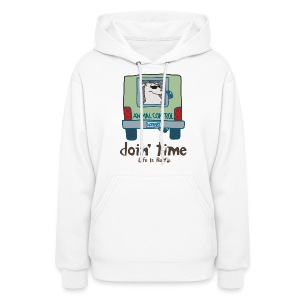 Dog Catcher - Women's Hoodie