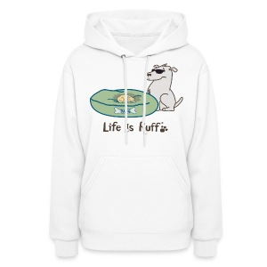 Cat/Dog Bed - Women's Hoodie