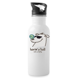 Doggie Tennis Ball - Water Bottle