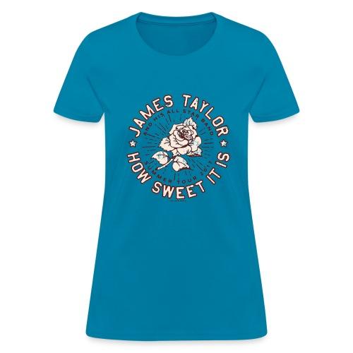 JT_RoseCircle - Women's T-Shirt